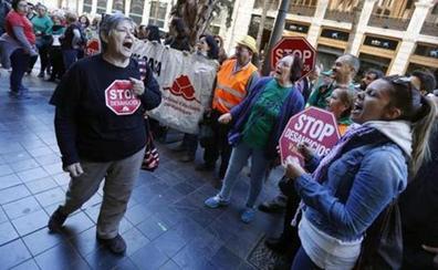 La Comunitat Valenciana, la tercera región en desahucios: 2.245 en el segundo trimestre de 2018