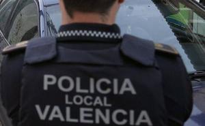 Detenido un joven tras agredir sexualmente a una mujer en un portal de Valencia