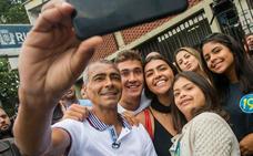 El exvalencianista Romario fracasa en las elecciones a gobernador de Río de Janeiro