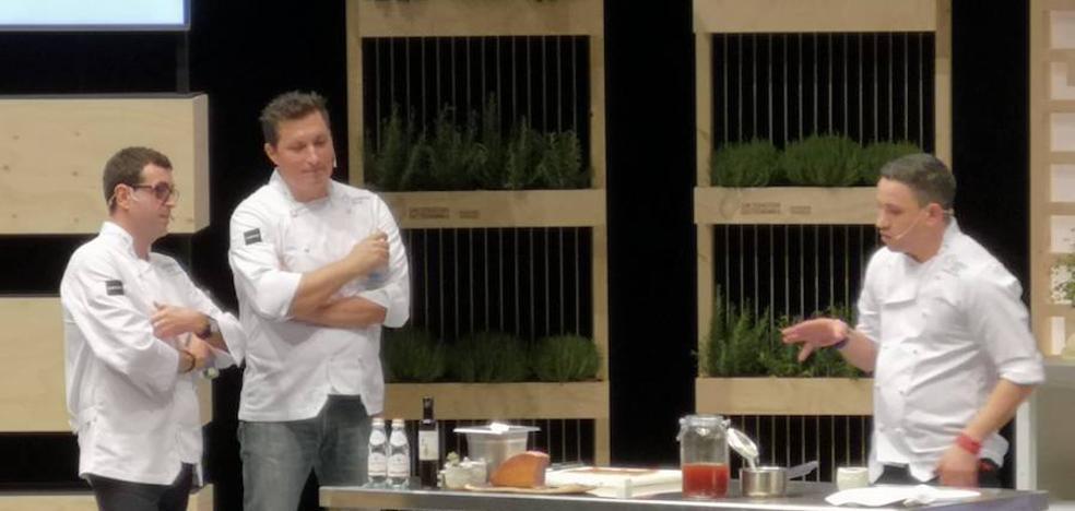 La gastronomía valenciana desembarca en San Sebastián Gastronomika