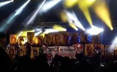 El concierto por el 9 d'Octubre de Alzira incluye mensajes en favor de los políticos catalanes presos