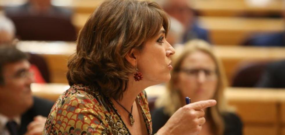 El Congreso exige a Sánchez la dimisión de la ministra de Justicia