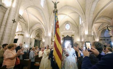 Te Deum en la catedral de Valencia