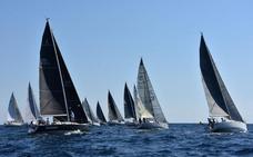'Jeffertje' y 'Náutic Café del Mar' se imponen en la XXII Copa del Canal