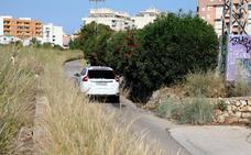 Dénia desiste de licitar por tercera vez el desbroce de caminos municipales