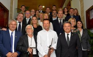 Xàbia rinde homenaje a José Vicente Serra 'Miero' y Tomás Ruiz por sus valores