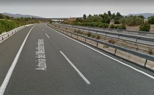 Un joven de 24 años muere en un accidente de tráfico en la A-7