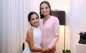 Marina Civera y Sara Larrazábal, falleras mayores de Valencia 2019