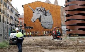 Las obras del Pati Obert del IVAM concluirán en el 30 aniversario del museo