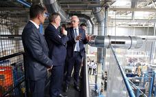 Puig: «No hay ninguna novedad que haga pensar que la factoría de Almussafes esté en peligro»