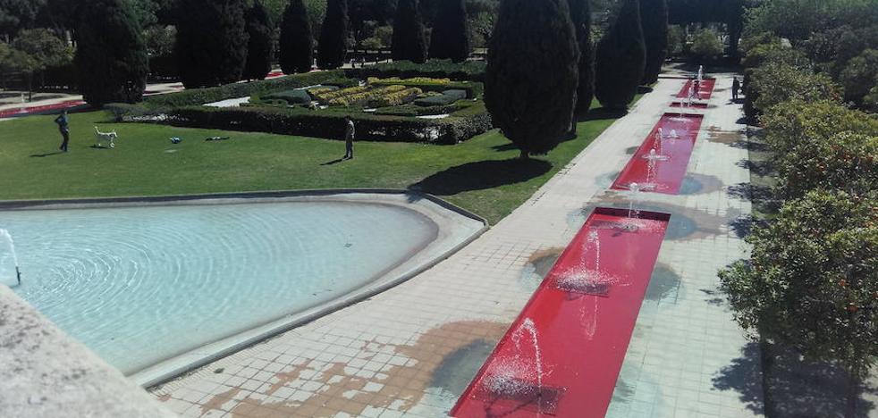 El rescate del cauce junto al Palau de la Música se completa