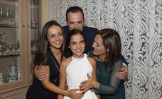 Sara Larrazábal, fallera mayor infantil de Valencia 2019
