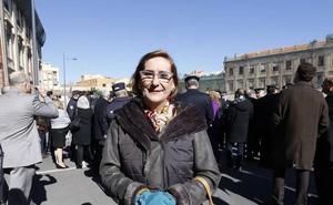 Teresa Gisbert será renovada otra vez al frente de la Fiscalía de Valencia