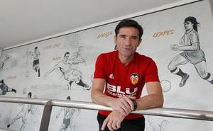 Marcelino: «Lim sabe que trabajamos para que el Valencia esté siempre entre los mejores de Europa»