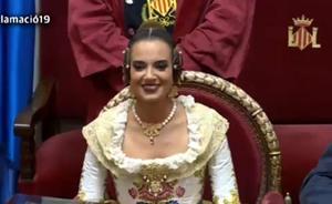 Sigue en directo la proclamación de las falleras mayores de Valencia