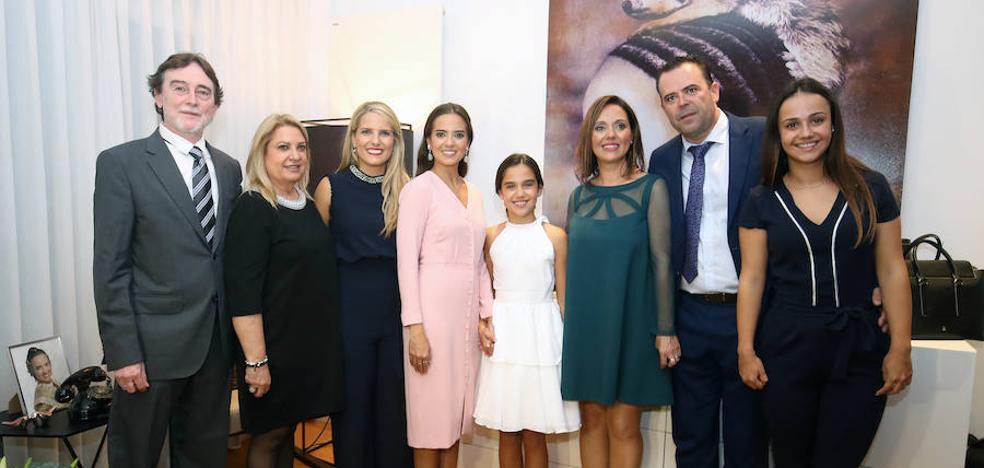 Todos los vídeos y fotos de las falleras mayores de Valencia 2019