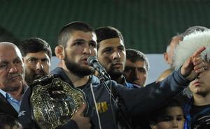 Nurmagomedov amenaza con abandonar la UFC después de la trifulca con McGregor