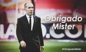El Mónaco destituye a su técnico Leonardo Jardim