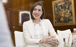 El PSPV confirma a Diana Morant como candidata a la alcaldía de Gandia