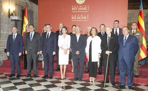 Los Reyes entregarán los Premios Jaume I el 7 de noviembre
