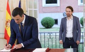 ENCUESTA | ¿Está de acuerdo con los nuevos impuestos acordados por Sánchez e Iglesias?
