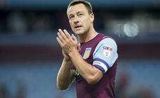 El Aston Villa ficha a Terry como asistente y a García Pitarch como director deportivo