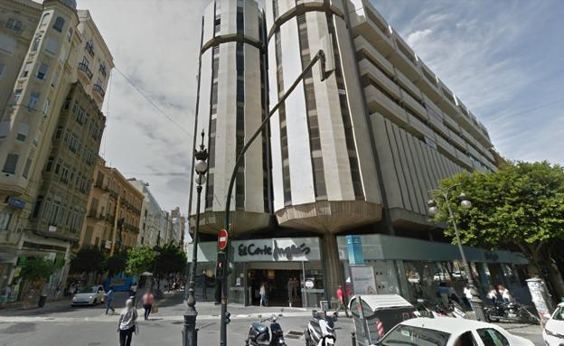 El Corte Inglés ultima la venta del edificio de Marks&Spencer en Valencia por 90 millones