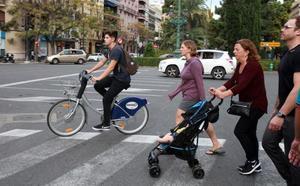 El borrador de la ordenanza de movilidad vulnera el Reglamento General de Circulación