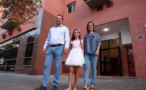 Sara Larrazábal, fallera mayor infantil de Valencia 2019: Una niña ilusionada y con mucha personalidad