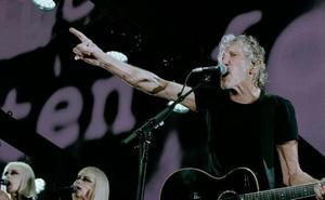 Roger Waters entra en campaña