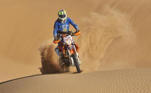 El valenciano Daniel Albero será el primer diabético que correrá el rally Dakar
