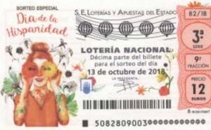 La Lotería Nacional del sábado 13 de octubre: resultados y números premiados en el sorteo Especial del Día de la Hispanidad