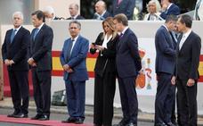 Cuatro presidentes autonómicos rechazan ir al desfile militar del Día de la Hispanidad