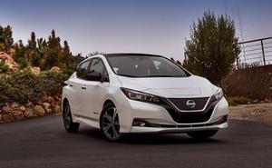 El Nissan Leaf lidera las ventas de eléctricos en Europa