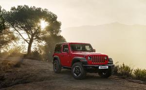 Jeep Wrangler: Referente todoterreno
