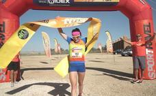 La valenciana Albinyana se pone segunda en la Desert Run
