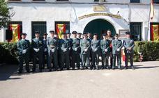 La Guardia Civil honra a su patrona