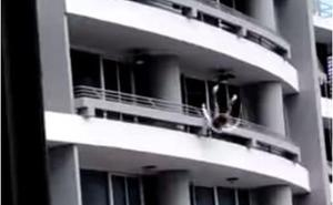 Muere al caer de un piso 27 mientras se hacía un selfie