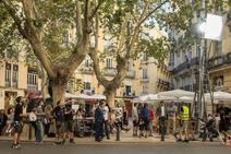 Fotos de la película 'El Reino', rodada en Valencia