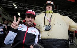 Alonso queda segundo y refuerza su liderato