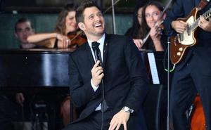 Michael Bublé deja la música