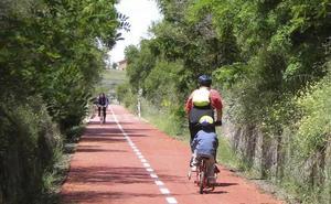 Expropian miles de metros de huerta para un carril bici