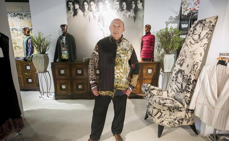 Francis Montesinos, el diseñador de Valencia más internacional