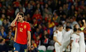 Derrota oficial en España 15 años después