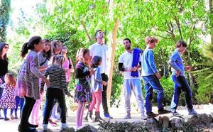 El Hort de Trénor estrena talleres medioambientales en Torrent