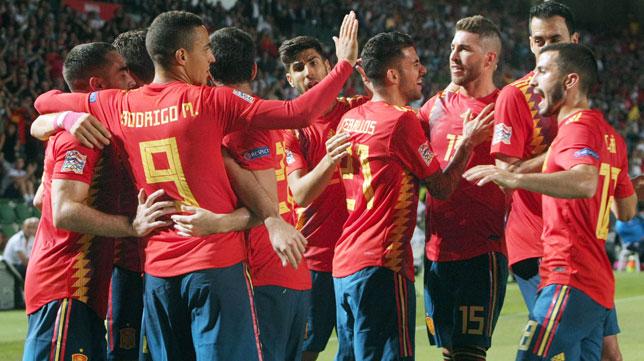 España - Inglaterra por televisión: a qué hora se juega la Liga de las Naciones