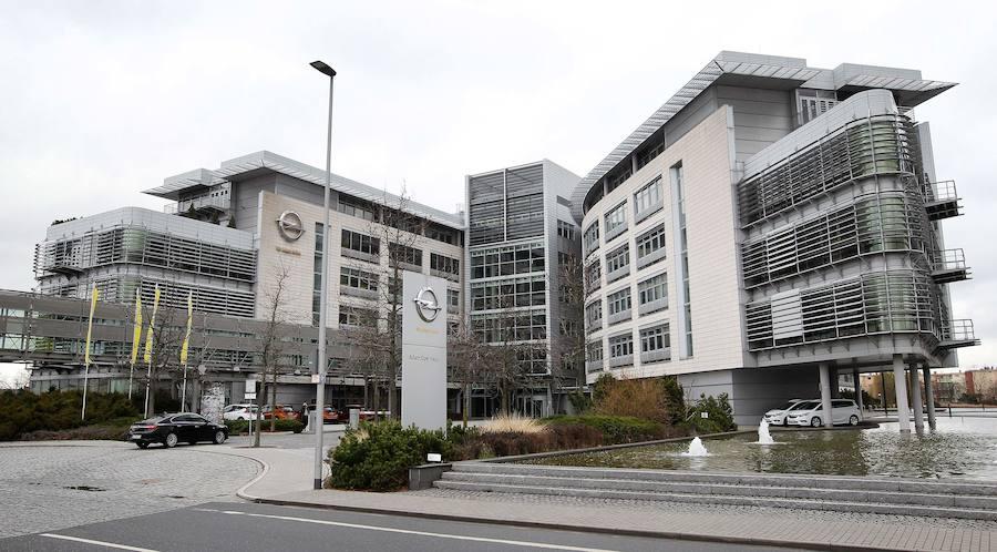 La policía alemana registra las sedes de Opel por el 'dieselgate'