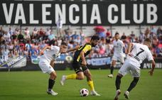 El consejo del Hércules se plantea denunciar al Valencia por discriminación