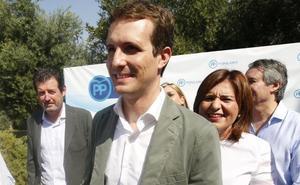 «El candidato de Valencia lo tiene que decidir Casado»