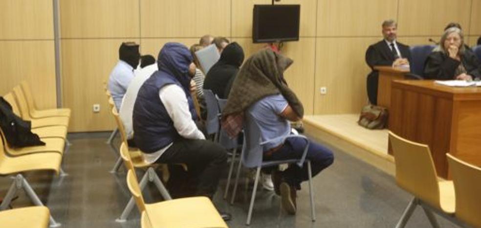 Arrancan las declaraciones del clan acusado del crimen de Bulevar Sur de Valencia